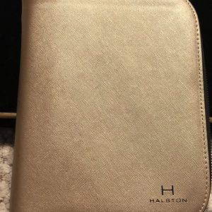 H by Halston jewelry case. Great when traveling.